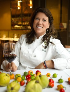 Chef Alida Solomon